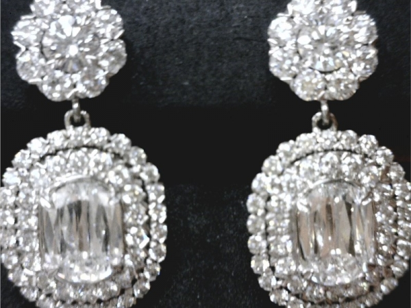 Earrings by Christopher Designs