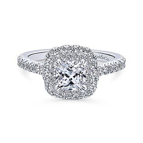 Engagement Ring by Gabriel & Co